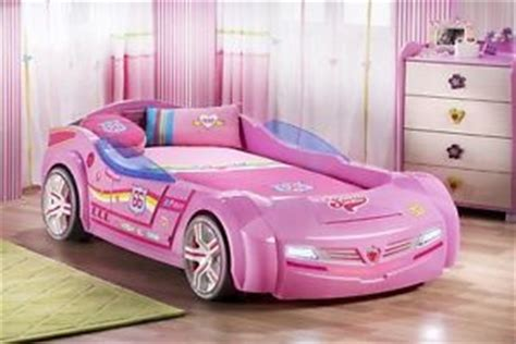 pink race car bed turbo bed race car bed for kids girls bedroom furniture