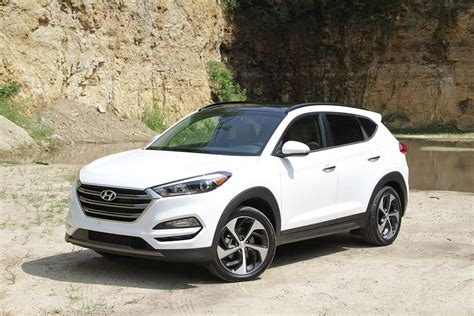 First Drive 2016 Hyundai Tucson Thedetroitbureau Com