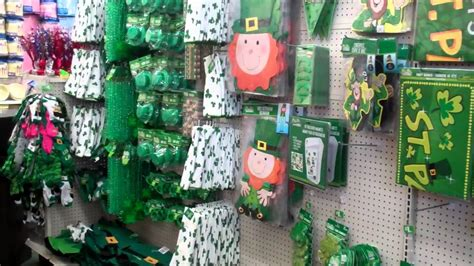 dollar tree s day dollar tree s st patty s day decorations