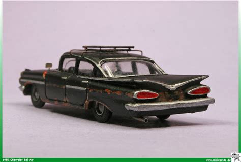 Olsenbande Auto by Chevrolet 1959 Impala Bel Air Der Olsenbande Stummis