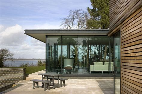 modern glass house glass house archizar
