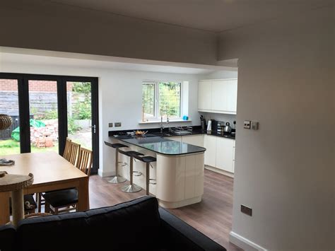 Kitchen Diner Extension Ideas works completed on single storey extension curve build