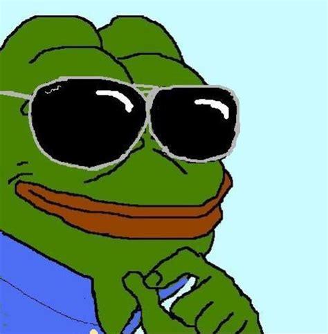 Cool Sunglasses Meme - cool pepe smug frog know your meme
