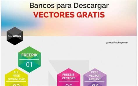 banco imagenes vectores gratis 10 bancos con im 225 genes vectoriales gratuitas infograf 237 a