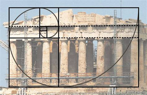 in search of the golden ratio in architecture the globe and mail