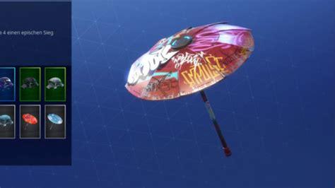 fortnite parapluie saison  millenium