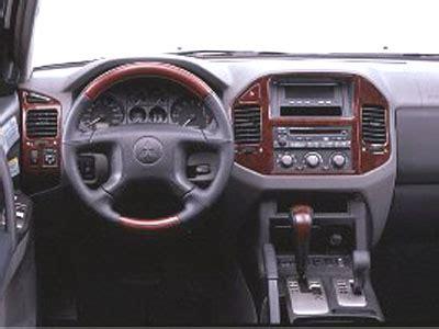 best auto repair manual 2005 mitsubishi pajero interior lighting 3 2 did swb mitsubishi pajero 2000 2006 new cars