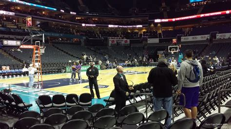 time warner cable arena section 116 spectrum center section 116 charlotte hornets