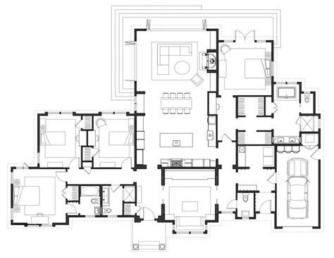 outdoor living floor plans weekend spotlight indoor outdoor living with chambers chambers architects architecture