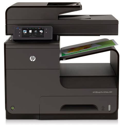 Hp Pro hp s officejet pro x576dw speed and cost effectiveness are its hallmarks canada