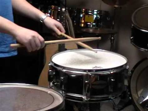 tutorial snare drum pirates of the caribbean snare tom tutorial youtube