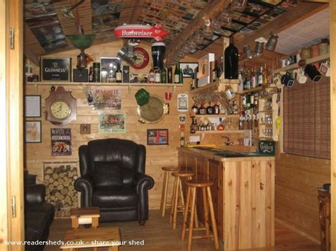 terrys tavern pub shed shed   garden northern