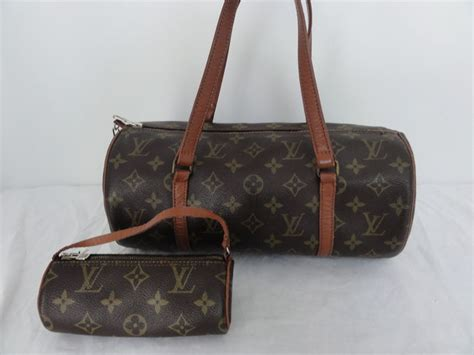 New Tas Papillon Original 2075jt louis vuitton set model papillon big small bag