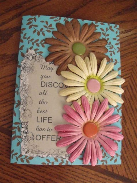 Pictures Of Handmade Greeting Cards - handmade retirement greeting card
