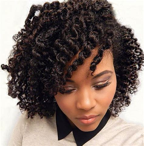 Weave Twists Hairstyles by 20 Flat Twist Hairstyles For This Year