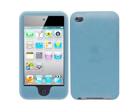 Soft Cover Apple Ipod Toch 4 for apple ipod touch 4th generation soft silicone rubber skin cover ebay