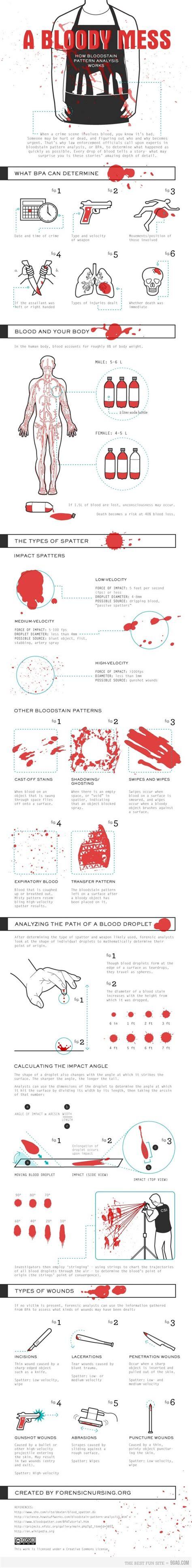 bloodstain pattern analysis how stuff works 3 ways to escape zip ties rebrn com