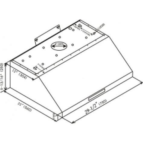 air cabinet mount xtreme air 30 quot cabinet mount range