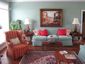 enchanting interior with streaky sofa beside