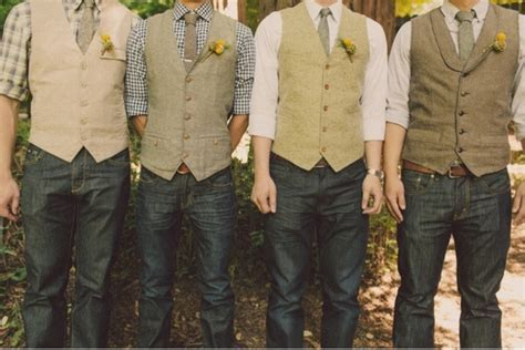 Mens Country Wedding Attire - Simple but classic mens wedding attire ...