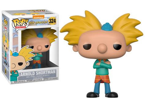 Hey Atlantashop For All Your Gifts In One Day by Funko Pop Animation Hey Arnold Arnold Shortman 324