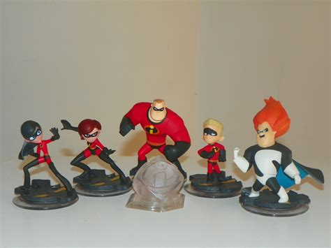 infinity s disney infinity the incredibles playsets www pixshark
