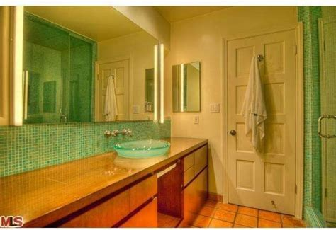 salma hayek bathroom salma hayek lists hollywood hills home for rent