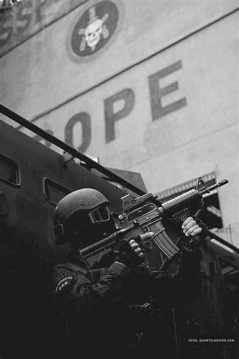 BOPE (Batallón de Operaciones Policiales Especiales