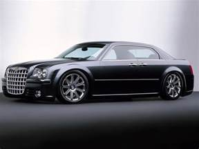 A Chrysler Fast Cars Chrysler 300c Most Wanted Sports Car