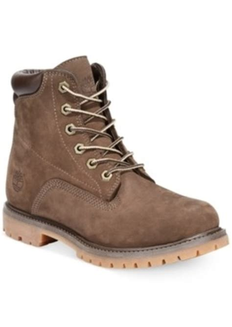 timberland timberland s waterville boots a macy s