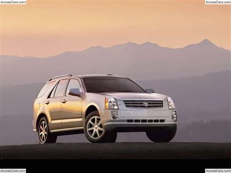 how can i learn about cars 2004 cadillac srx free book repair manuals cadillac srx 2004