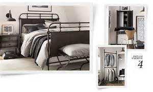 Vintage Inspired Bedrooms 21 Industrial Bedroom Designs Decoholic