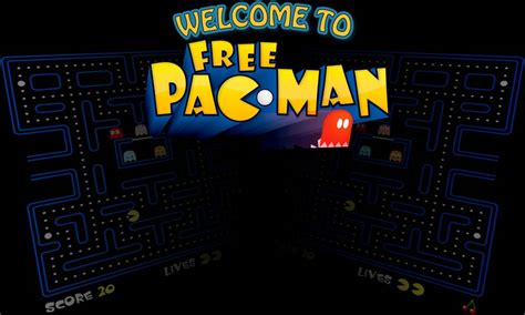 Play Pacman Flash Free Pac Free