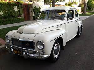 Volvo Pv544 For Sale 1960 Volvo Pv544 For Sale California