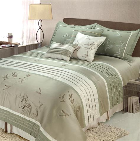 comforter queen set jenny george designs sansai 7 piece full queen size