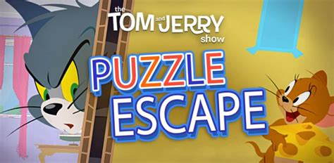 puzzle escape  tom  jerry show games boomerang