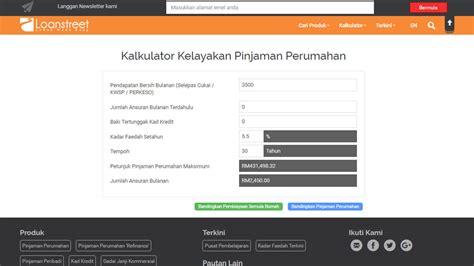 asb loan comparison e pinjaman personal loan kalkulator kelayakan pinjaman perumahan