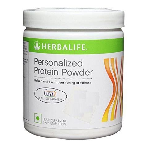 Whey Protein Herbalife Herbalife Personalized Protein Powder 200 Gm Buy