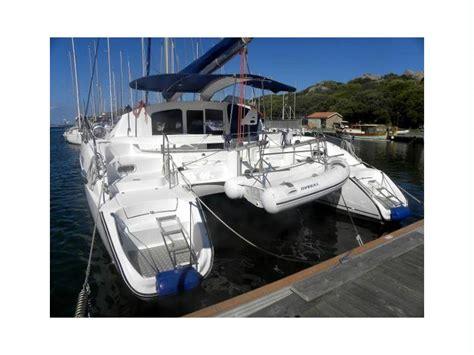 catamaran for sale italy fountaine pajot lavezzi 40 in italy catamarans sailboat