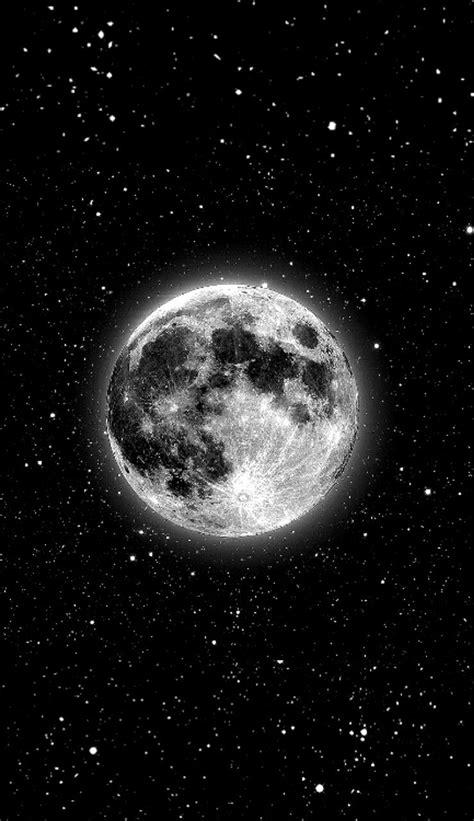 Night Sky Lock Screen Aesthetic Moon Wallpaper Iphone
