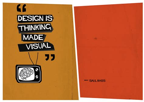 design is thinking made visual saul bass contextual influences saul bass faulty towers