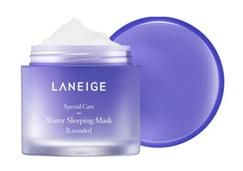 Laneige Water Sleeping Mask Tumbler Limited Edition laneige water sleeping mask lavender edition reviews