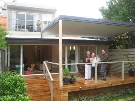 Skillion Roof Patio by Skillion Metal Roof Deck Roofing