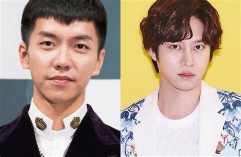 lee seung gi knowing brother heechul super junior bị lee seung gi l 224 m lộ b 237 mật g 226 y