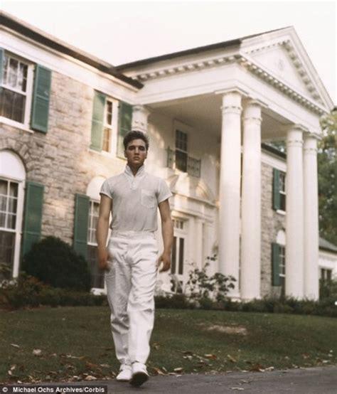 elvis home sweet home 1957 graceland elvis