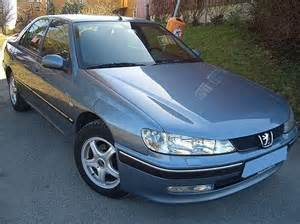 Peugeot 406 St View Of Peugeot 406 2 2 St Photos Features And