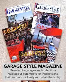 Garage Style Magazine by Products Cars Yeah