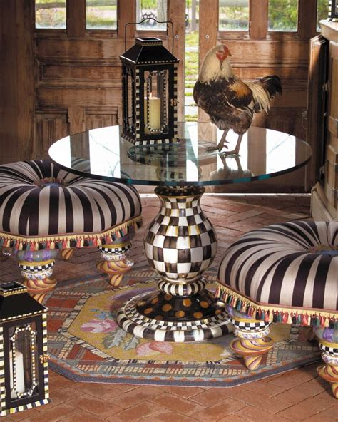 mackenzie childs kitchen ideas 17 classy pedestal table base ideas