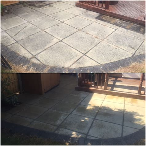 Patio Repointing Driveway Cleaning And Patio Repointing Thornton Liverpool