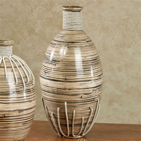 Bamboo Vase by Tut Decorative Bamboo Vase